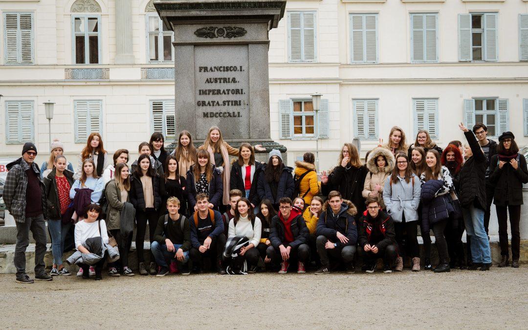 Prednovoletna ekskurzija v Graz