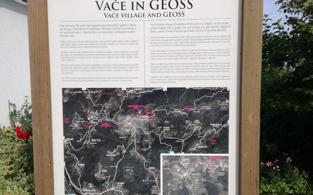 GEOGRAFI MATURANTI (GEOSS, Vaška situla, Rudnik Sitarjevec, Bogenšperk, Ljubljansko barje)