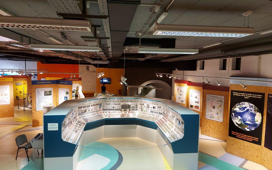 Ekskurzija v IJS oddelek za jedrsko tehnologijo in v Tehniški muzej Bistra.