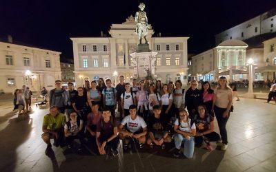 Ekskurzija s terensko-raziskovalnim delom na Kras in Primorsko (2. in 3. letniki)